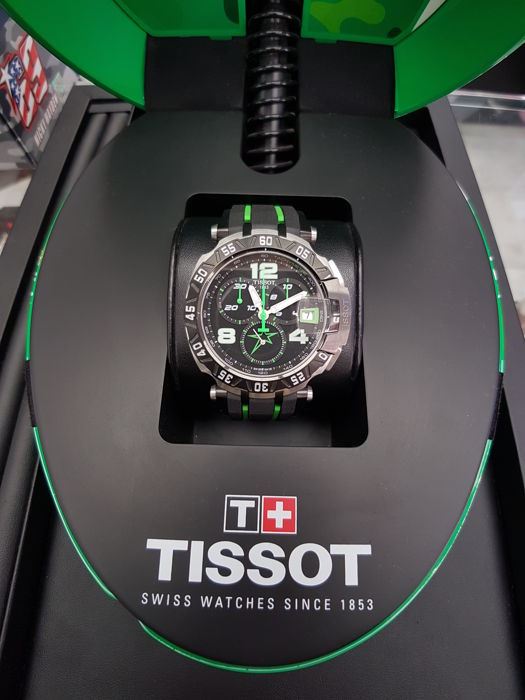 tissot moto gp nicky hayden 2015 limited edition 1797 4999 catawiki. Black Bedroom Furniture Sets. Home Design Ideas