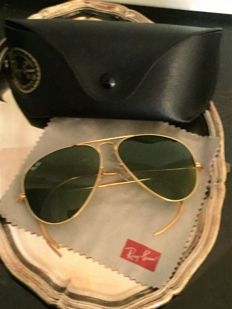 Ray Ban / B&L – Large Metal II sunglasses