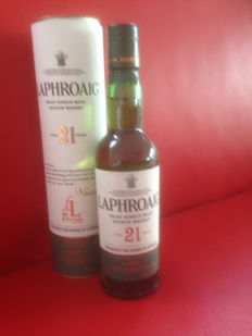 Laphroaig 21 years old Friends of Laphroaig - 350ml