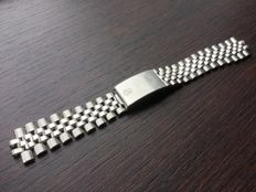 Folded Rolex Jubilee bracelet Stainless Steel / For full size Datejust / 16.5 cm in length