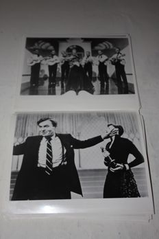 Lot of 63 rare movie stills from National Film Archive of London and from the museum of Modern Art of New york - Gene Kelly, Fred Astaire, Bing Crosby, James Mason, etc.