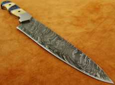 Original Damascus Chef Kitchen Camel Bone