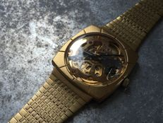 Vulcain Skeleton – men's watch - 1960s.