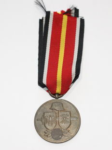 Spanish Medal of the BLUE DIVISION 1944, WH Army