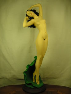 Sculpture, female nude: Aphrodite - 2nd half of the 20th century