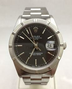 Rolex Oyster Perpetual Date – Unisex watch – From 2005/06