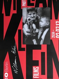 William Klein - Films Photographs (signed) - 2017