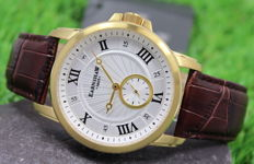 Thomas Earnshaw Mens Gold Plated Watch - Unworn