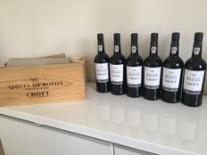 1997 Vintage Port Croft 'Quinta da Roeda' - 6 bottles (75cl) in OWC