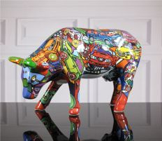 CowParade - Brenner Mooters - Medium - Kelly Ross