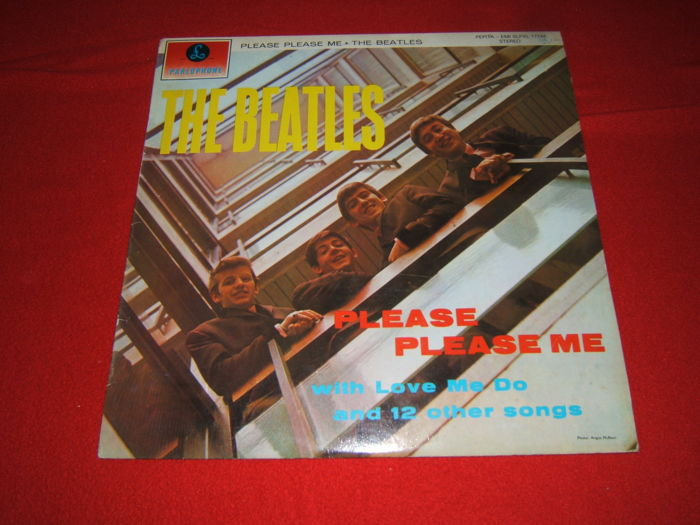 The Beatles and Related : Grand Collection 34 LP album including 34 records