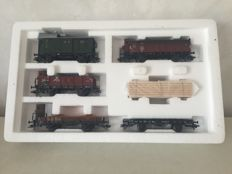 Märklin H0 - 47891 - Freight carriage set from the 1950's