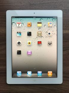 Apple - iPAd 2 - 16GB - WiFi - white / Silver