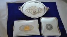 Three Damiani/Versailles pocket emptiers in Limoges