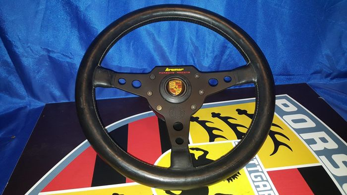 Porsche Kremer Racing steering wheel 911 935 K3