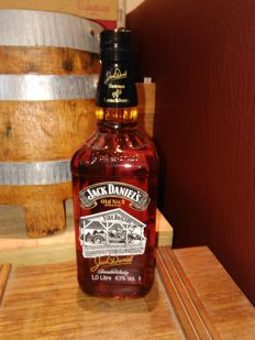 Jack Daniel's Scenes of Lynchburg No 12 - 1 Litre - 43%