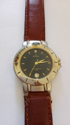 Bulova quartz - 1970s - Men's watch - Like new