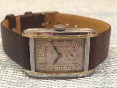 "BULOVA 'Garfield"" 14 KGF Cal 9AT Art Déco watch From 1929"
