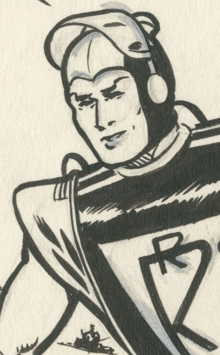 Buck Rogers original comic strip