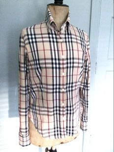 Burberry-Blouse