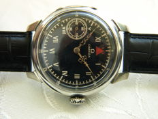 14. Omega military style men's wristwatch - 1923-1929