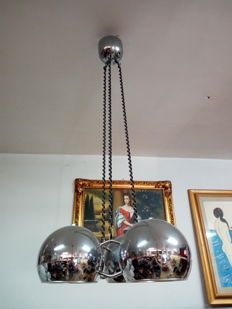 Unknown designer – Vintage pendant ceiling lamp