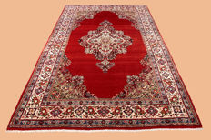 Hand-knotted Persian carpet, Sarouk, approx. 296 x 183