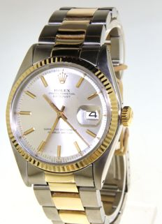 Rolex Datejust - Oyster Perpetual - reference 1601
