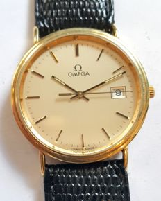 Omega Gold 18 kt Classic Quartz Men's watch