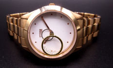 Storm London - Fancy  floating sparkly crystals Dial - Ladies Timepiece *** No Reserve Price ***