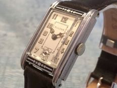 "Bulova 14 KGF Mens watch ""Windsor"" Cal 13AF Art Déco 1920's"