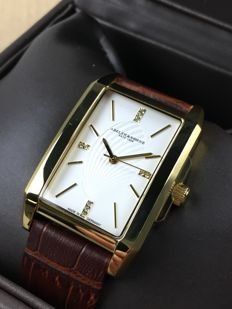 Abeler & Söhne Carree gold, reference: AS3168 - men's watch - New