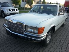 Mercedes-Benz 350 - SE Type - W116