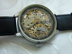 32. Omega Skeleton Men's marriage watch - 1935-1939
