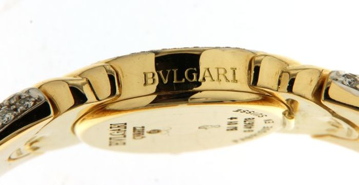 Bulgari Ladies Wristwatch - (onze Interne #8059)