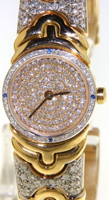Bulgari Ladies wristwatch - (our internal #8059)