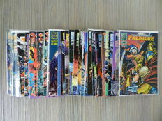 Malibu Ultraverse Collection - Including Premiere #0 Signed By Jim Lee - 36x SC (1993-1995)