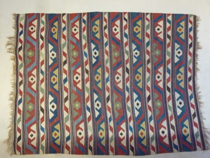 Kilim Kozak, Turkey, 278 x 178 cm, 19th