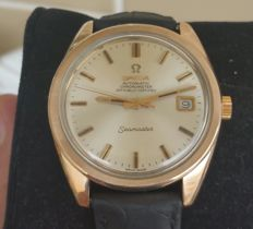 Omega Seamaster Automatic Chronometer- Automatic Calibre 564 - 1967 Men's Watch