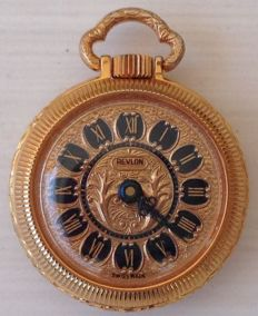 Revlon - Pocket watch - Swiss made.