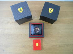 Ferrari Scuderia men's watch in original box