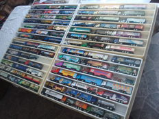 Collection - brewery trucks, promotional trucks, a few classic trucks and rarities, in collection boxes, 84 items