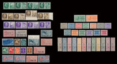 Italy, Kingdom – lot of 15 complete series – War Propaganda – Air Mail – Express Mail – Postage Due – Postal Parcels
