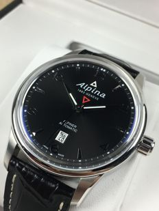 Alpina Alpiner automatic, reference: AL-525B4E6 – men's watch.