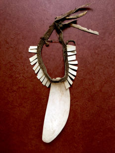 Chief's Necklace - WESTERN NDANI - West-Papua