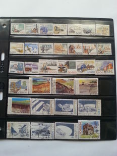 Portugal 1978/1996 - Stamp collection.