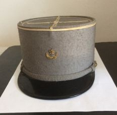 Military equipment: official kepi from the colonial cavalry - c. 1930