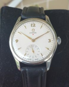 Omega 30t2 - Red Star - Men's Timepiece from 1944 - Very Rare