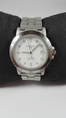 Certina DS 303 – Men's Wristwatch – 2000s