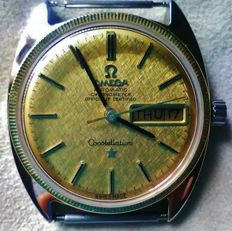 Omega – Constellation Automatic Chronometer Officially Certified – GOLD/STEEL – Men's – 1968